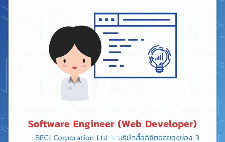 Software Engineer (Web Developer)